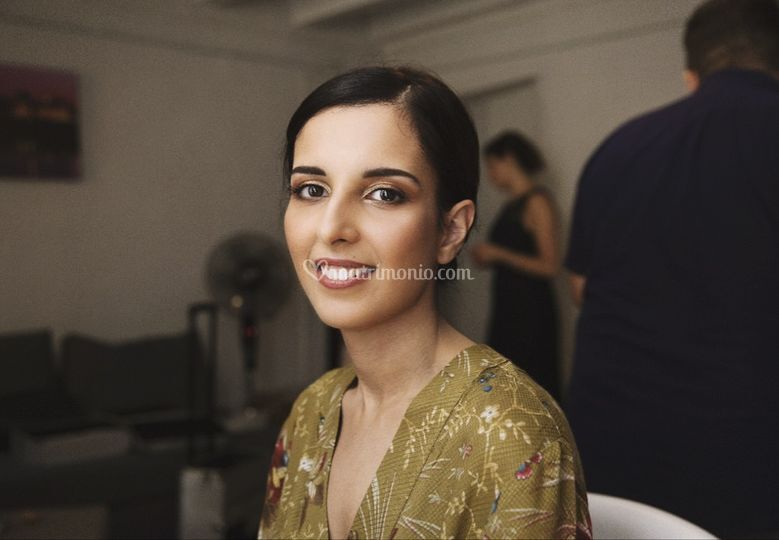 Make-up by Martina Suppa