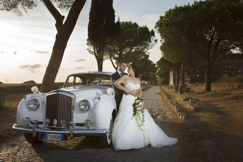 Matrimonio - scatti esterni
