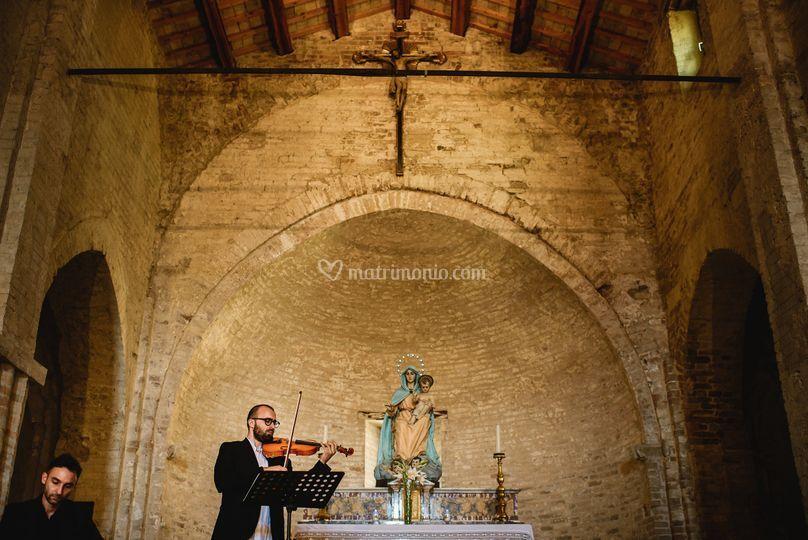 Violino&pianoforte / romanico