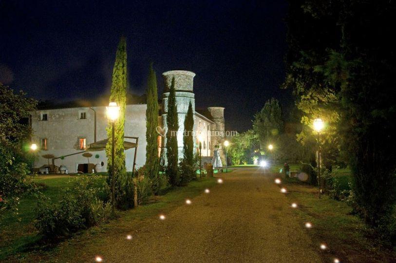 Villa albergottti