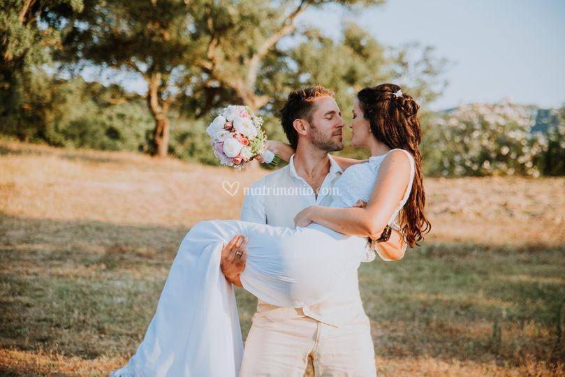 Destination wedding Olbia