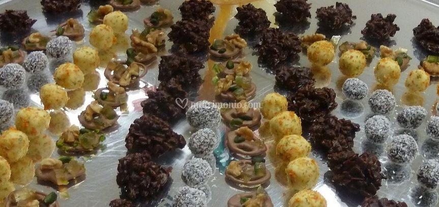 Angolo dei dolci: cioccolatini