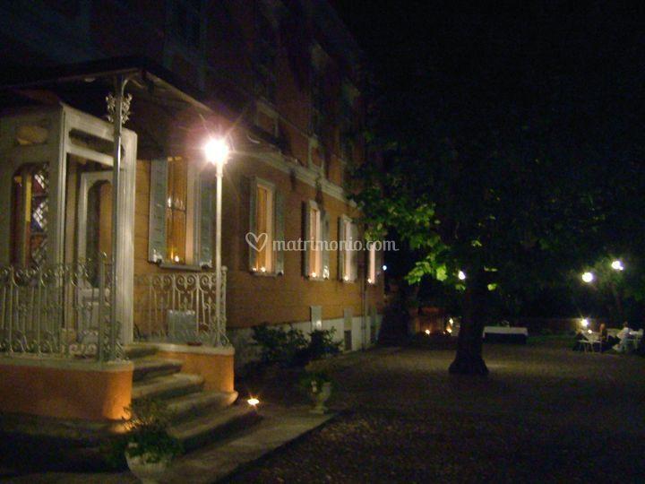 Villa sanquirico for Entrate di ville