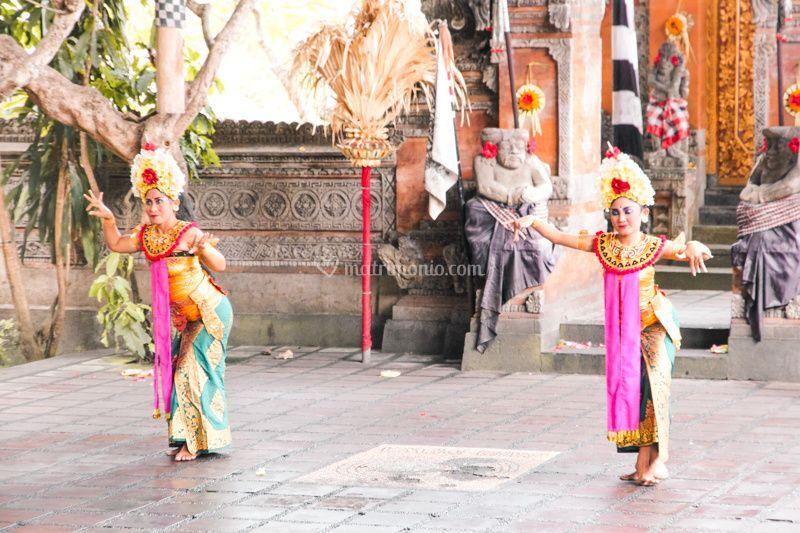 Bali - Ballo tipico