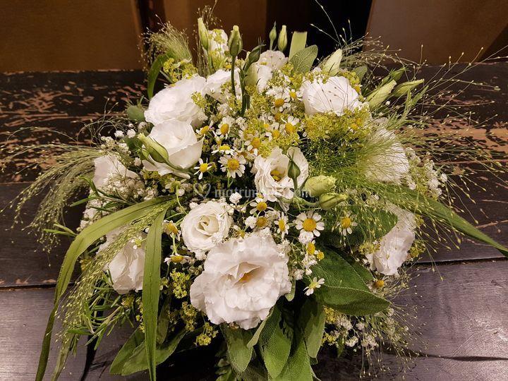 Composizione fiori di campo