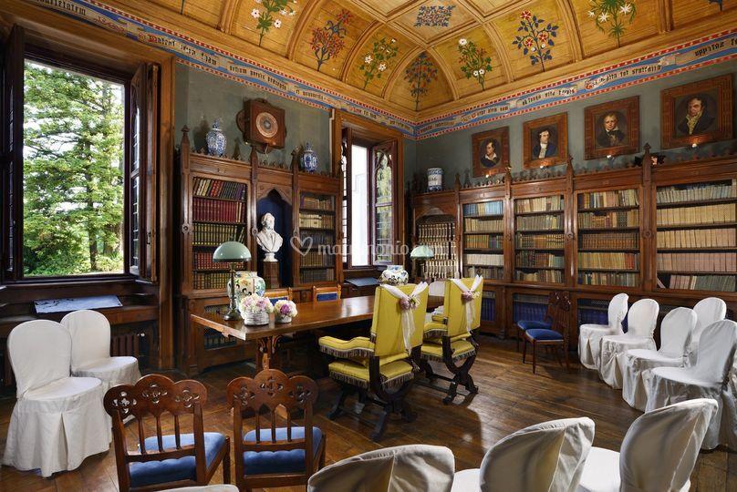 Rito Civile Biblioteca