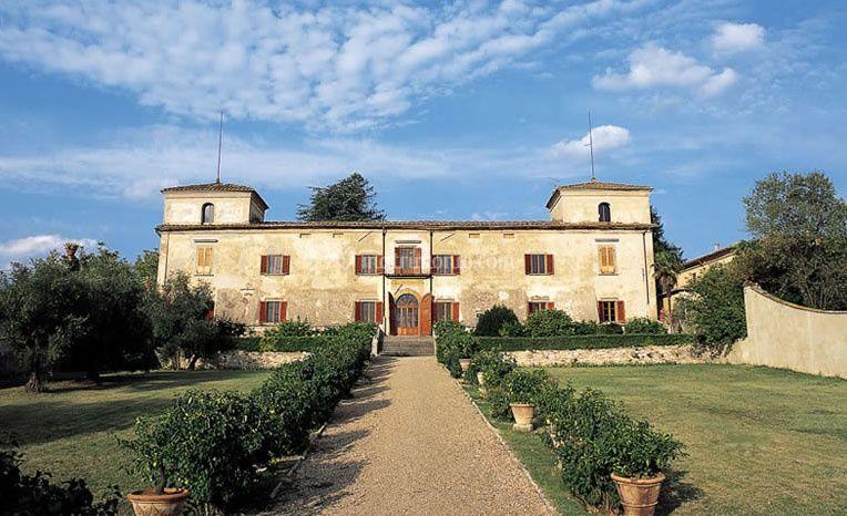 Villa Malenchini Firenze