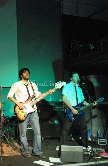 Esibizione band