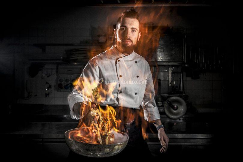 Chef Luca Tenuta Monticello