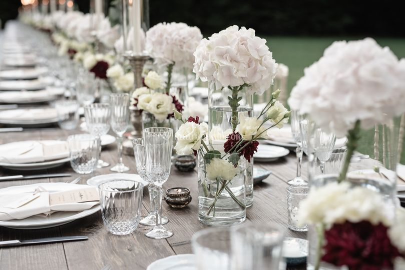 Dettaglio tavolo imperiale