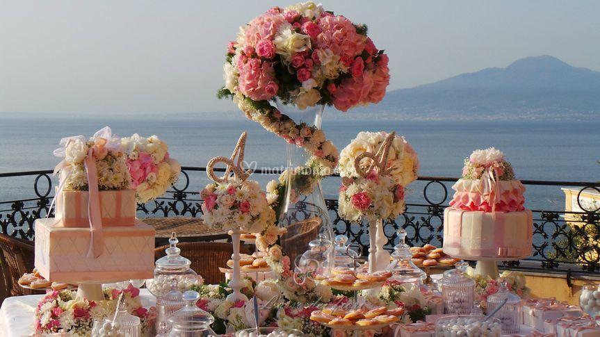 Confettata Matrimonio Natalizio : Confettata di l asso dei fiori foto