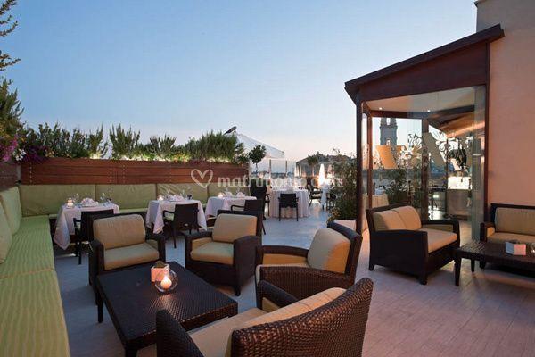 Ristorante terrazza di Risorgimento Resort | Foto 9