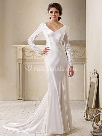 e5f926b290ca Vestito da sposa di Bella Swan e matrimonio da cinema