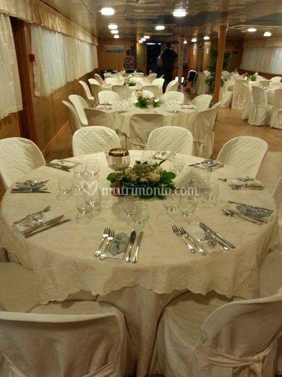 Tavolo comunione