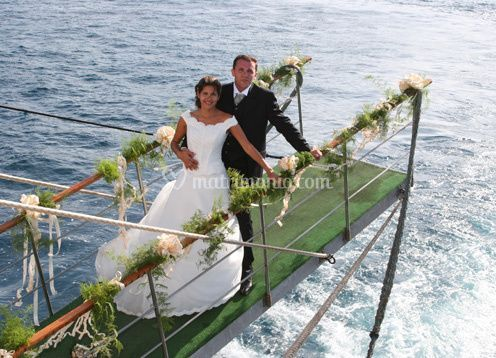 Sposi in passerella