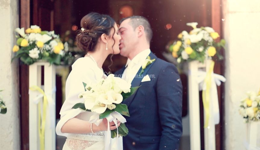 Matrimonio in stile moderno