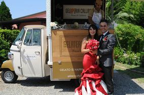 Ape Wedding Callipo