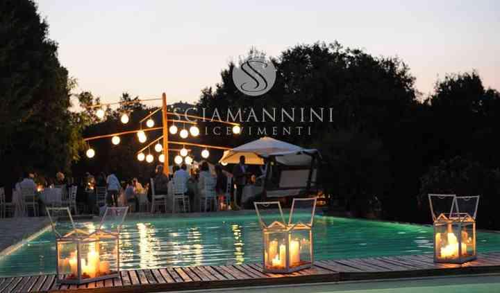 Sciamanninini catering