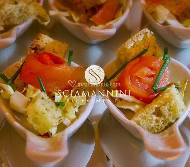 Sciamannini catering