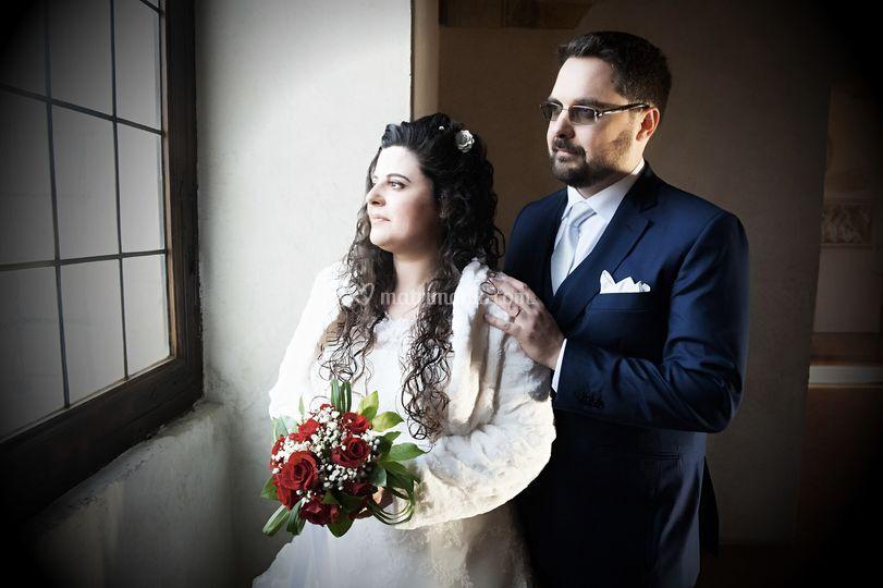 Sposi a Palazzo Te a Mantova