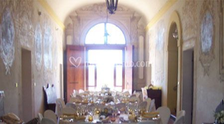 Banchetti Villa Baldi Sassoli
