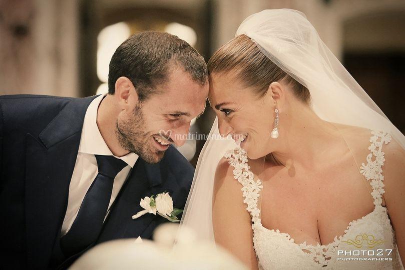 Wedding Giorgio Chiellini