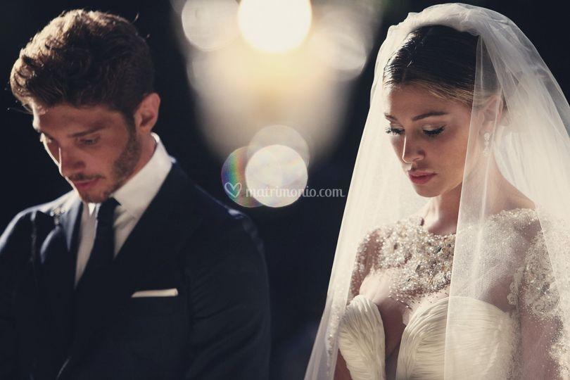 Matrimonio Stefano e Belen