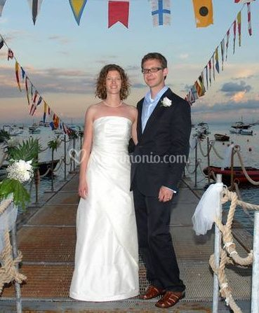 Sposi a Villarena Relais