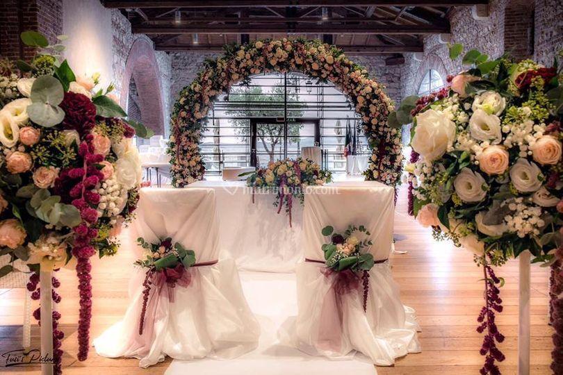 Arco matrimoniale