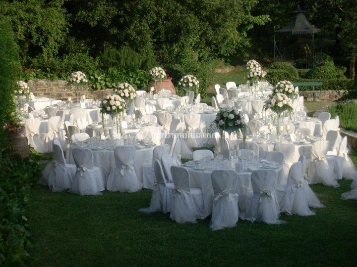 Matrimonio Rustico In Campagna : Nozze in campagna