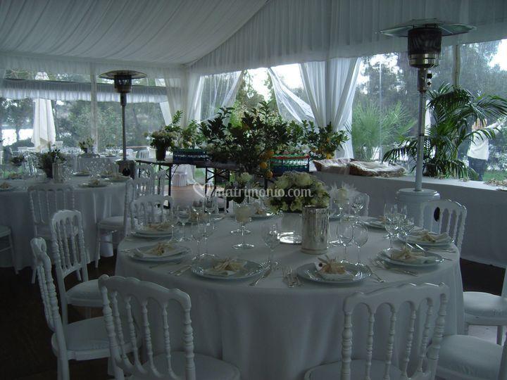 Il san francesco charming hotel for Allestimento giardino matrimonio