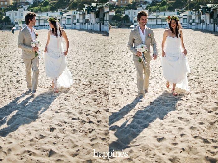 Matrimonio Spiaggia Decorazioni : Nozze spagnole in spiaggia