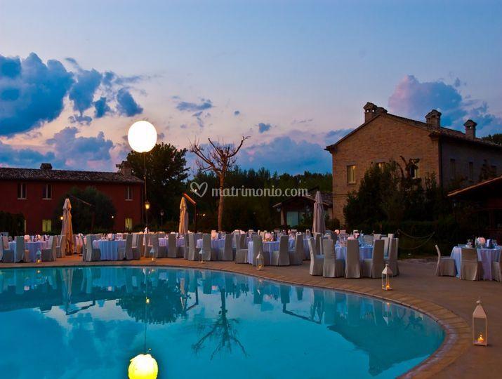 Villa gruccione - Piscina panoramica valdaora ...