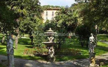 Giardino Villa Nicolai