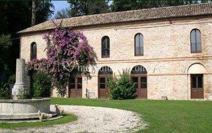 Facciata Villa Nicolai
