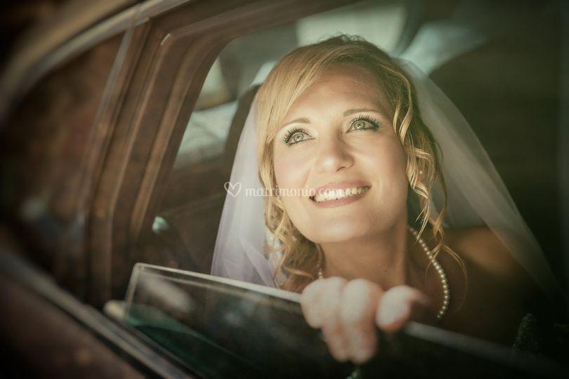 La sposa va in chiesa
