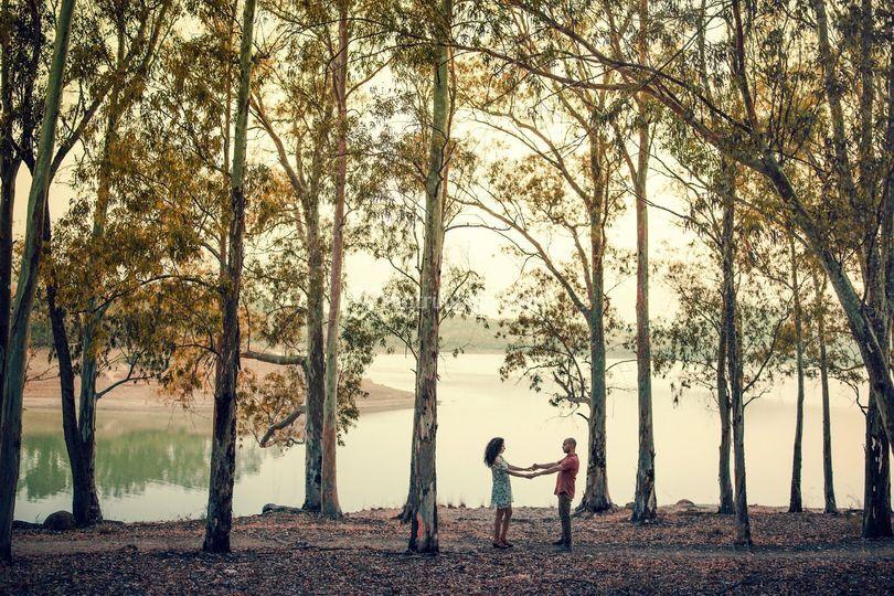 Pre Wedding al Lago