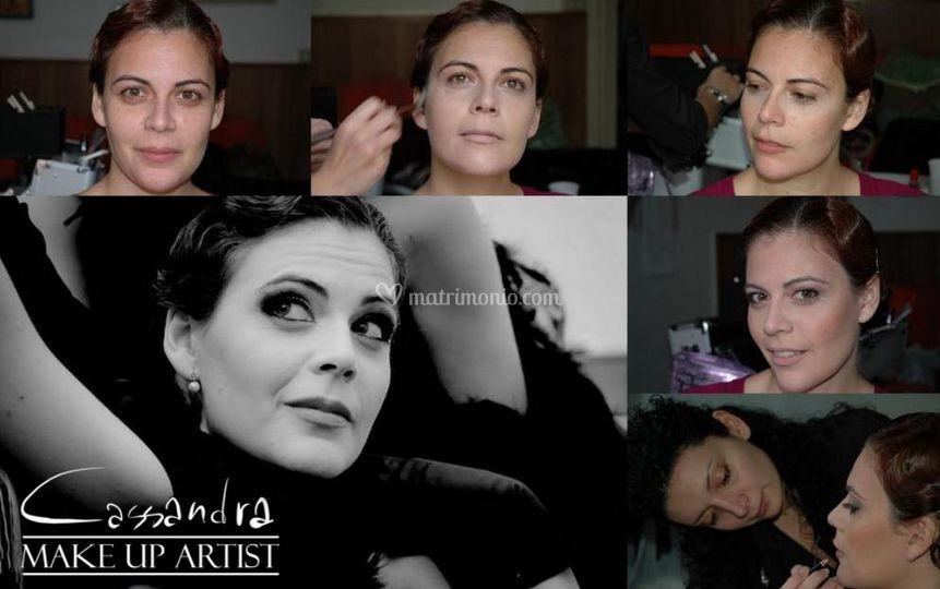 Cassandra Make Up Artist_Set Fotografico Narcysa Retrò Chic
