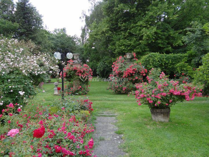 Giardino fiorito di villa marcello loredan franchin foto 34 - Giardino fiorito torino ...