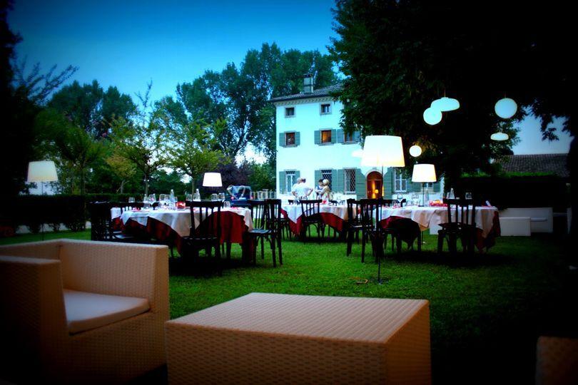 Buffet Villa Ormaneto