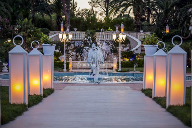 Il Giardino delle Lanterne