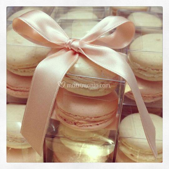 Macarons - Bomboniere