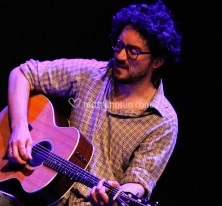 Alessio Saladino chitarra