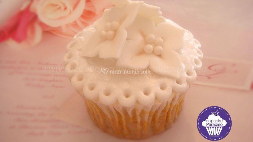 Cupcake per matrimonio