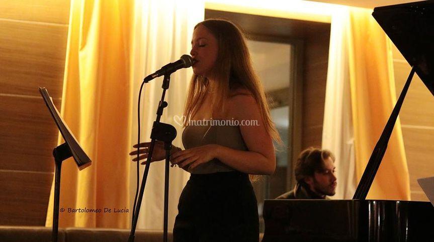 Giorgia Fosso voce