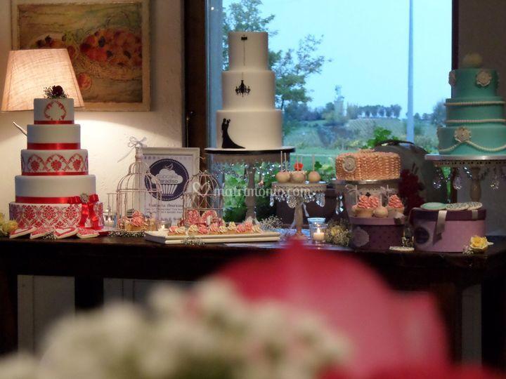 Wedding Sweet Table