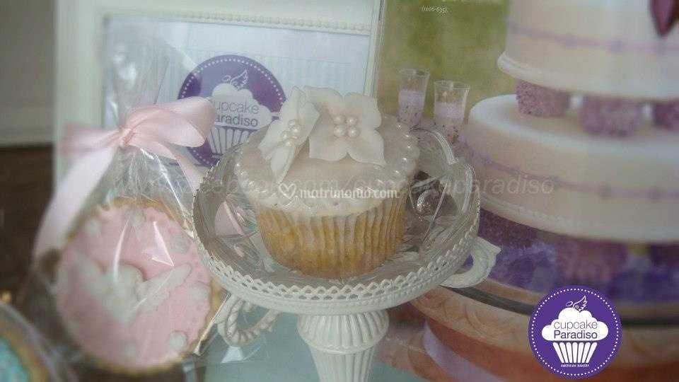 Cupcake Matrimonio Segnaposto.Segnaposto Di Cupcake Paradiso Foto 67