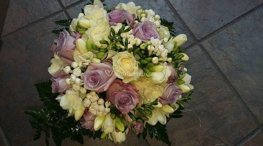 Bouquet lilla