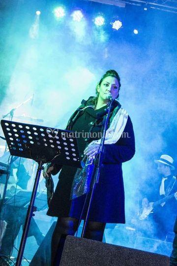 Palco con orchestra Lunarossa