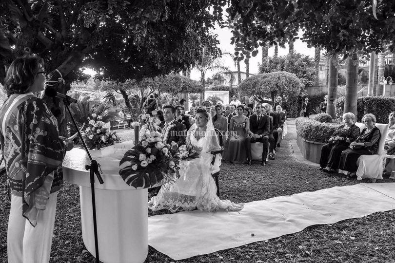 Matrimonio Pasquale Romano : Celebrante matrimoni sicilia